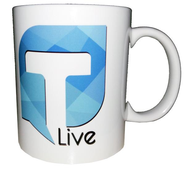 Εκτύπωση κούπας Tatiana Live - EpsilonTV