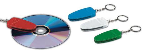 Μπρελόκ καθαριστής CD/DVD